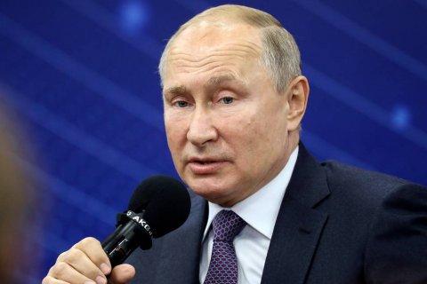 Путин признал недостаточность финансирования здравоохранения