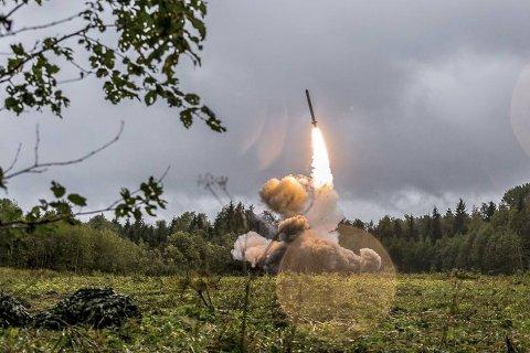 Путин поручил симметрично ответить на испытания новой ракеты США