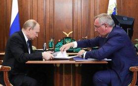 Средняя зарплата в «Роскосмосе» — 396 тысяч рублей в месяц