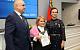 Губернатор Кузбасса наградил свою жену медалью «За служение Кузбассу»