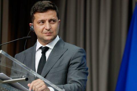На Украине падает доверие граждан к Зеленскому