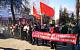 Воронежцы вышли на защиту Левченко, Грудинина и трудового коллектива Совхоза имени Ленина