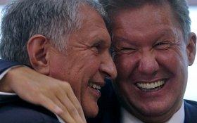В крупнейших компаниях управленцы выплатили себе премии на 54,5 млрд рублей. В их числе «Газпром», «Роснефть», Сбербанк