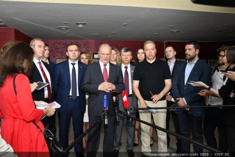 Геннадий Зюганов: Власть обслуживает богатых, унижает бедных и обирает пенсионеров
