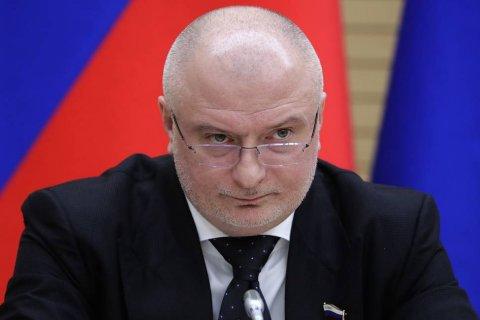 Клишас объяснил обнуление сроков Путина необходимостью отвлечь чиновников