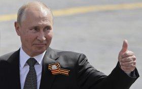 Кремль объявил итоги голосования «триумфальным референдумом Путину»