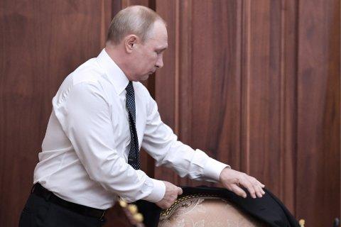 Владимир Путин в четвертый раз вступил в должность президента России — сроком на шесть лет