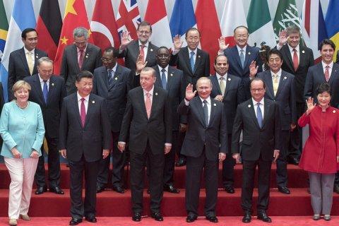 Россия не планирует возвращаться в формат «большой восьмерки»
