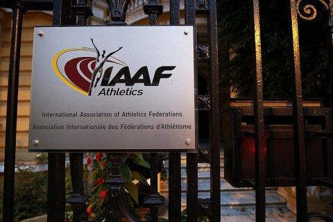 IAAF оставила в силе дисквалификацию легкоатлетов РФ
