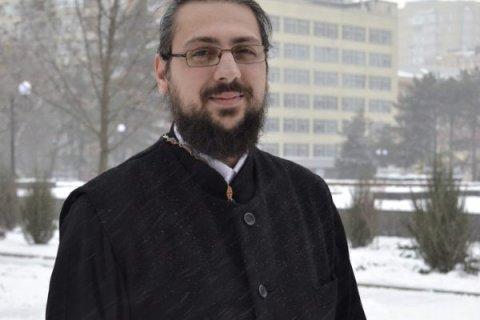 Пьяный священник протаранил восемь машин в Ростове-на-Дону