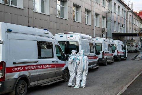 Общее число заболевших коронавирусом в России приблизилось к 100 000 человек