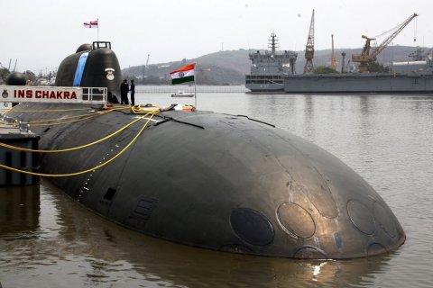 Россия одолжит Индии атомного «Кашалота»
