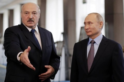 Путин рассказал об итогах переговоров с Лукашенко в Сочи. Лукашенко слово не дали