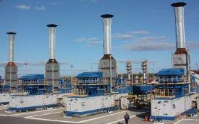 В «Газпроме» решили накопить рекордный объем газа в хранилищах в России