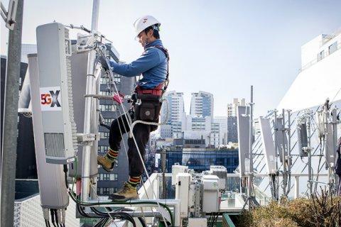 В Китае построили более 500 тысяч базовых станций 5G. В России тоже решили начать разработку оборудования 5G… в будущем