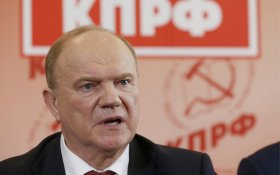 Геннадий Зюганов призвал отправить в отставку Председателя Мосгоризбиркома