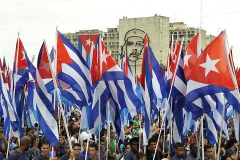Законодатели Кубы поблагодарили зампреда ЦК КПРФ Дмитрия Новикова за поддержку Кубинской революции