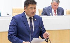 Сенатор-коммунист Мархаев: Все это действо происходило в неправовом поле