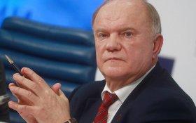 Геннадий Зюганов прокомментировал список «преемников Путина» от Жириновского и объяснил свою позицию по обязательной вакцинации