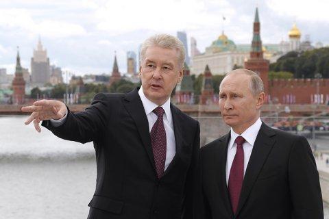 Путин и Собянин официально открыли у стен Кремля парк «Зарядье» стоимостью 14 млрд рублей