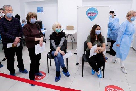 В Москве заявили, что 44% москвичей имеют иммунитет к коронавирусу