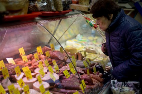 Опрос: Россияне заметили ощутимое подорожание продуктов питания и коммунальных услуг
