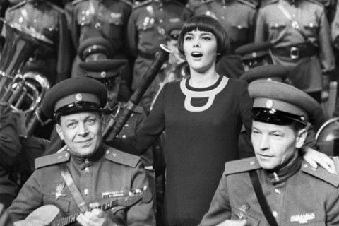 Мирей Матье: — «Эти великолепные голоса были жемчужиной России»