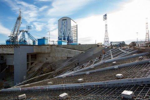 На строительстве космодрома Восточный опять выявили махинации на сотни миллионов рублей
