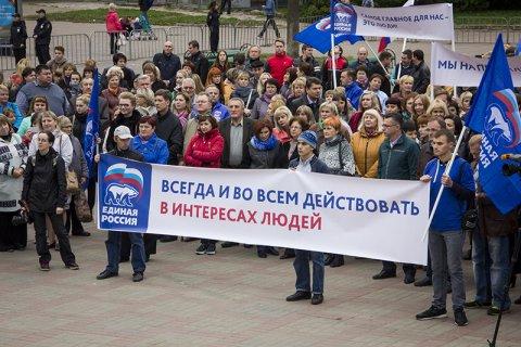 КПРФ проведет в сентябре в Екатеринбурге шествие «Позорный полк»