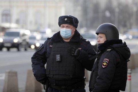 Кремль признал рост преступности во время пандемии коронавируса