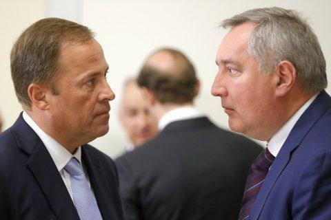 Путин «за провал в ВПК» назначил Рогозина главой Роскосмоса