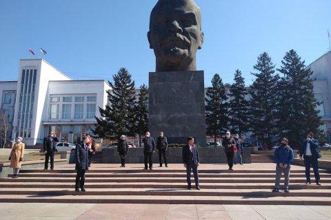 150-летие со дня рождения В.И. Ленина отметили по всей России