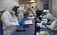 Число заболевших коронавирусом COVID-19 в России достигло 450 тысяч человек