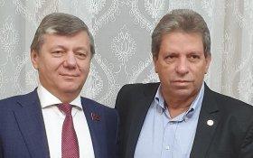Дмитрий Новиков: Мы солидарны с народом Кубы