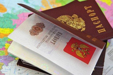 В МВД сообщили, что 86% граждан ЛНР и ДНР хотят получить российское гражданство