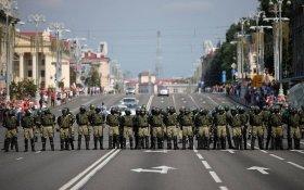 Минобороны Белоруссии сообщило о тайниках протестующих с прутами, камнями и кольями