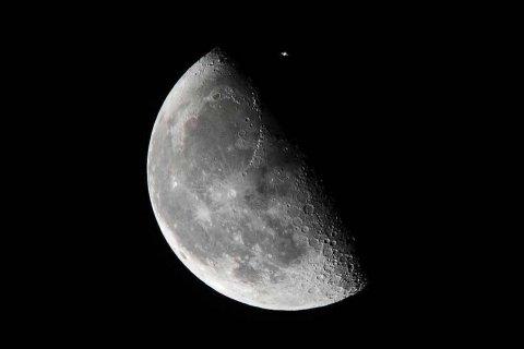 Рогозин назвал план США высадить людей на Луну ширмой для военных задач