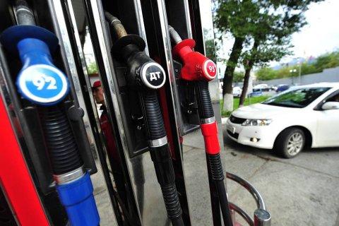 Цены на бензин установили новый рекорд в истории России