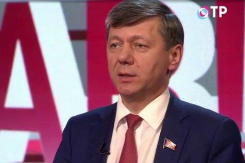 Дмитрий Новиков: Россия – на стороне социализма