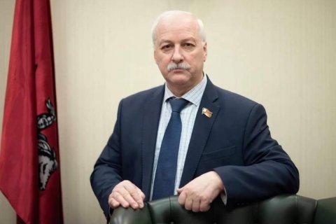 Полиция задержала главу фракции КПРФ в Мосгордуме