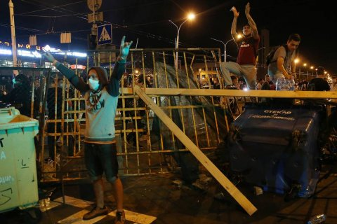 «Майдану» не бывать в Белоруссии! Заявление Общероссийского штаба по координации протестного движения