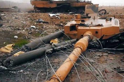 Турция заявила о нежелании отдавать Аль-Баб Сирии