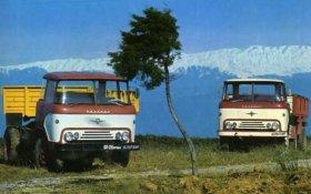 Каждый третий грузовой автомобиль в России был произведен в СССР