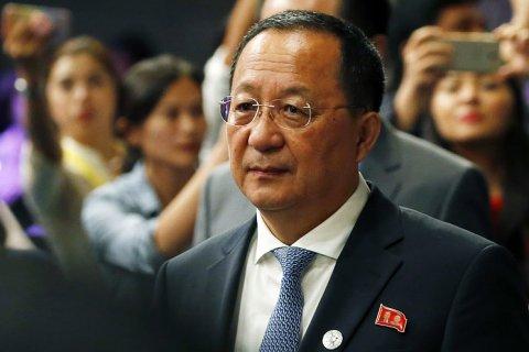 Глава МИД КНДР, выступая в ООН, назвал удар по США «неизбежным»
