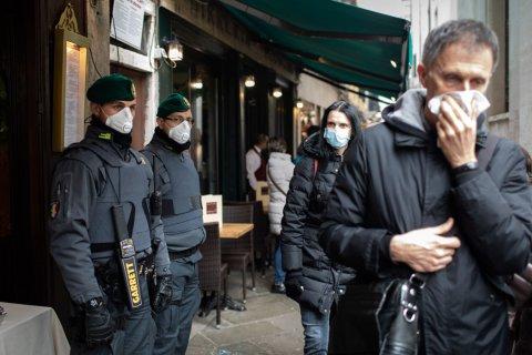 В Италии заболело коронавирусом почти 500 человек
