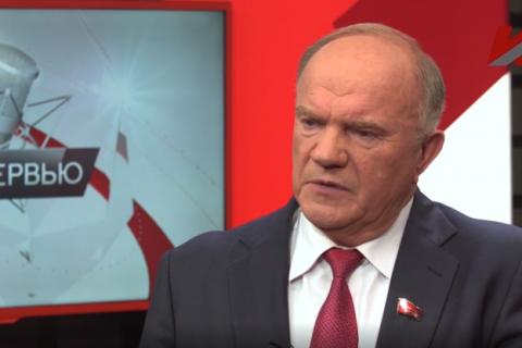 «У КПРФ есть реальная программа новой модернизации России». Эксклюзивное интервью Геннадия Зюганова телеканалу «Красная Линия»