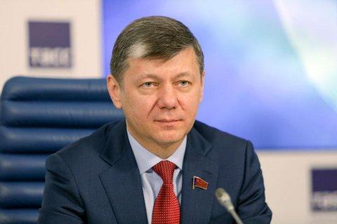 Дмитрий Новиков: В ответ на растущие угрозы нам надо заняться укреплением собственной страны