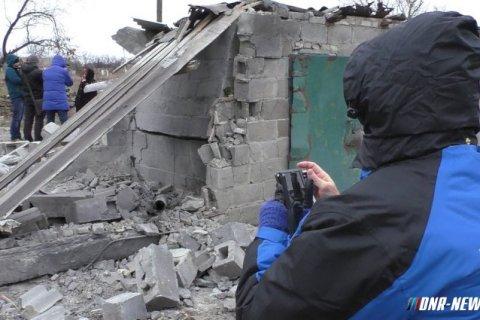 Украинские силовики за сутки 960 раз обстреляли территорию ДНР