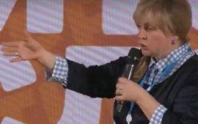 Комсомольцы заставили Председателя ЦИК Памфилову оправдываться за  голосование по Конституции