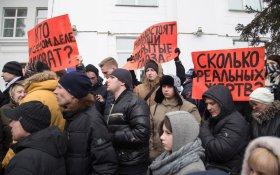 41% россиян не доверяет официальной информации о пожаре в Кемерово. Эксперты: Это настоящий уровень доверия власти